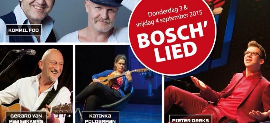 Componist en Muzikale leiding: Bosch'Lied