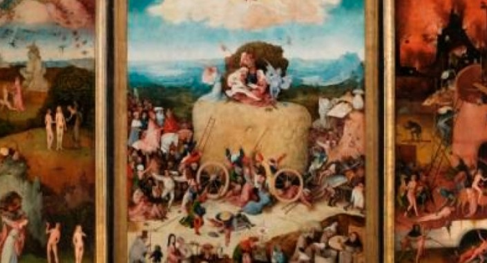 Recensie Bosch'Lied in BD online